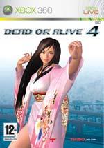 Dead or Alive 4 Xbox360