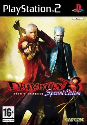 Risultati immagini per video games devil may cry 3