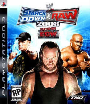 WWE Smackdown! VS Raw 2008