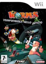 Worms Verm'Odissea Nello Spazio