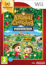 Animal Crossing: Let's Go To The City Selects