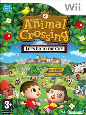 Animal Crossing: Let's Go To The City+ Wii Speak