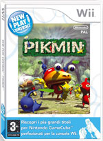 Pikmin - New Play Control