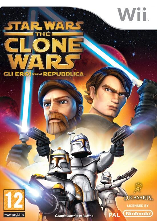 Star Wars: The Clone Wars 2 - Gli Eroi della Repubblica
