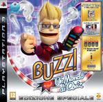 Buzz Un Mondo Di Quiz + Buzzer Special Edition