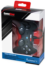 Controller Wired Black Ps3