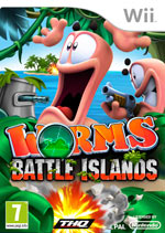 Worms Battle of Island