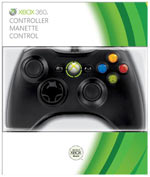Controller Wired Black