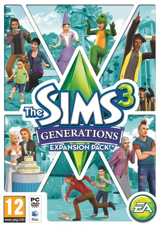 espansioni the sims 3 per mac