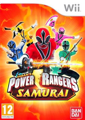 Power Rangers Samurai Gamestop Italia