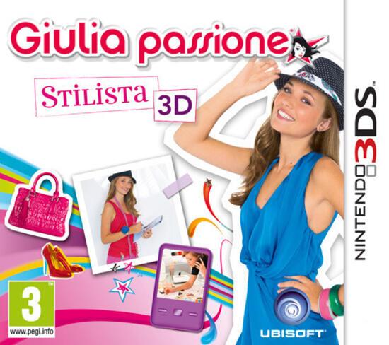 giulia passione stilista 3d gamestop italia