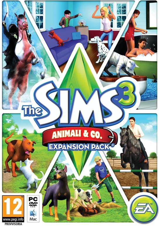 The Sims 3 Animali & Co. Limited Edition