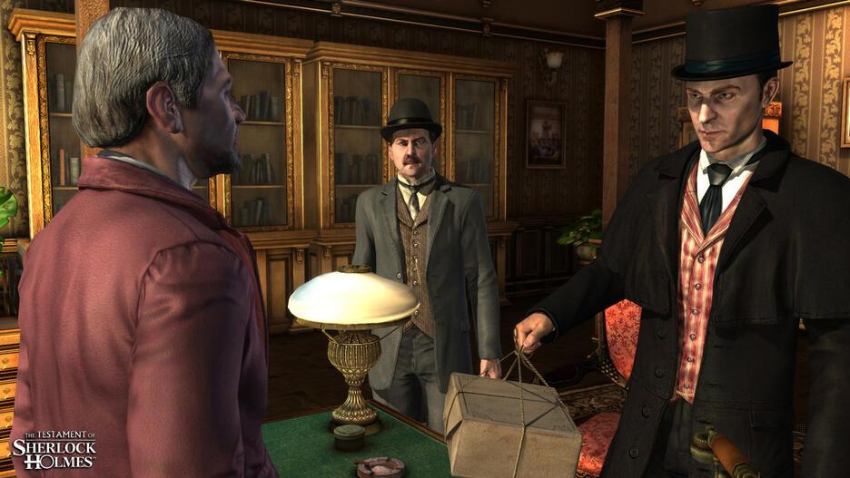 Il Testamento di Sherlock Holmes