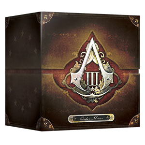 Assassin's Creed III Freedom Edition Esclusiva GameStop