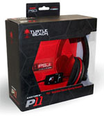 Cuffie Turtle Beach Ear Force P11