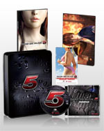 Dead or Alive 5 Collector's Edition