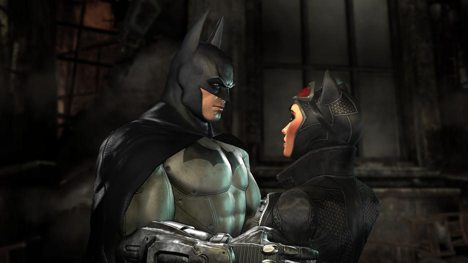 Batman Arkham City Goty Edition