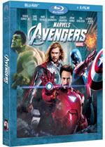 The Avengers (Blu-Ray Disc + E-Copy)