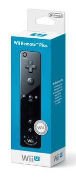 Remote Plus Black