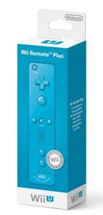 Remote Plus Blue