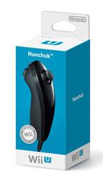Nunchuk Black