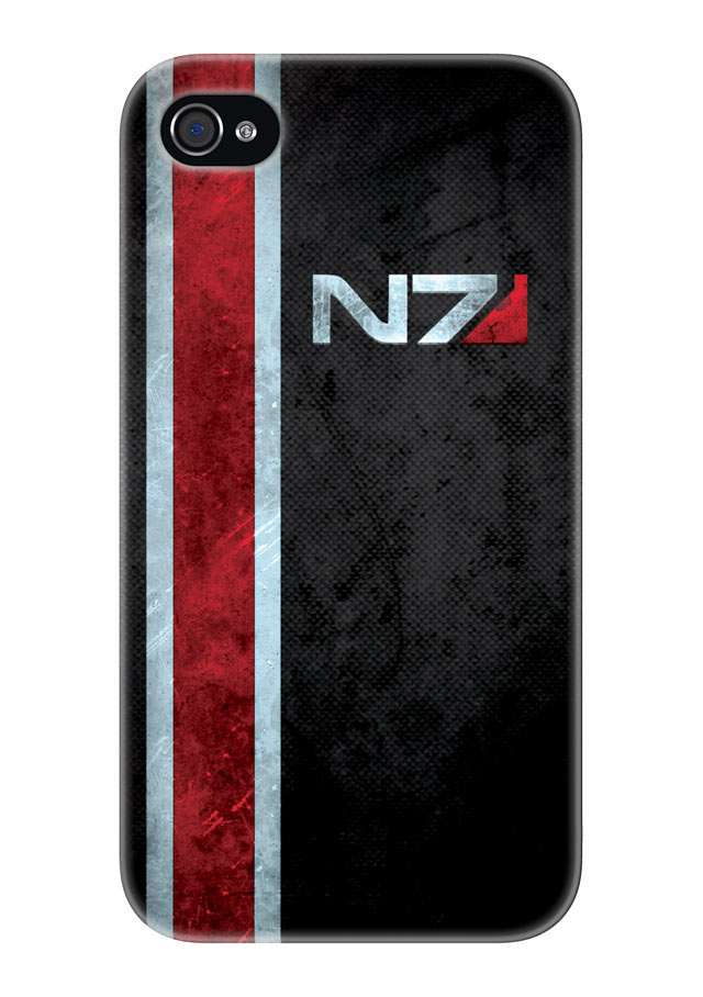 custodia iphone mass effect 3 gamestop italia. Black Bedroom Furniture Sets. Home Design Ideas