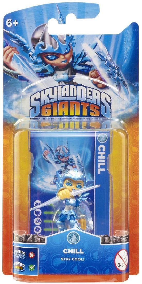 Skylanders Giants - Chill
