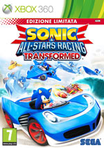 Sonic & All-Stars Racing Transformed Special Edition