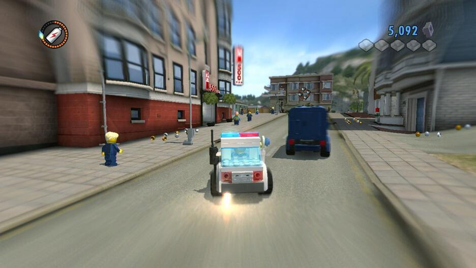 Lego City: Undercover Limited Edition
