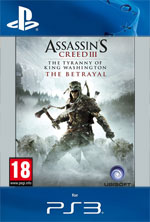 Assassin's Creed III: The Betrayal