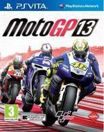PSVita Wi-Fi + Moto GP 2013