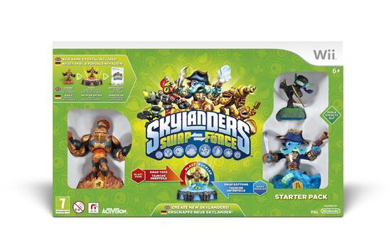 Skylanders SWAP Force - Starter Pack