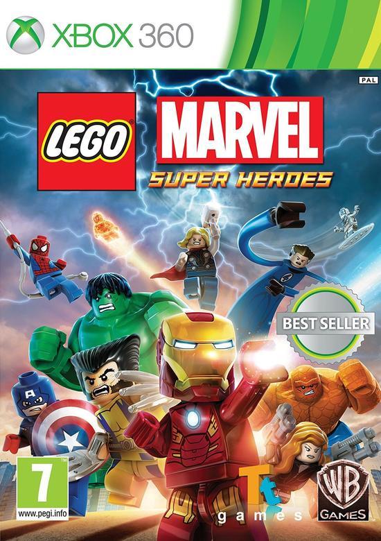 best sneakers 1781e 80279 LEGO Marvel Super Heroes | GameStop Italia