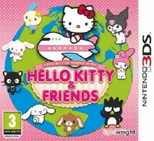 Around the world with Hello Kitty