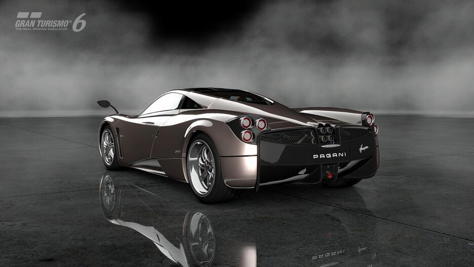 Gran Turismo 6 Anniversary Edition
