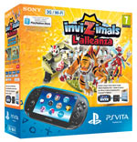 PSVita WiFi 3G + Memory 4GB + Invizimals L'alleanza + KIT Panini