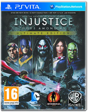 Injustice: Gods Among Us - Ultimate Edition