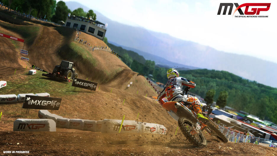 mxgp the official motocross videogame gamestop italia. Black Bedroom Furniture Sets. Home Design Ideas