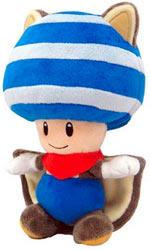Peluche Toad Blu Scoiattolo 20 cm