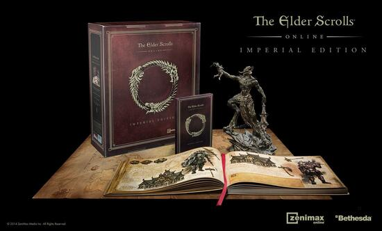 The Elder Scrolls Online Standard Edition for PC | GameStop