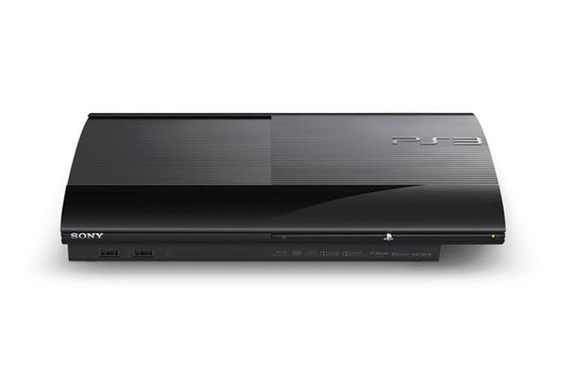 PS3 Ultra Slim 500GB Nera