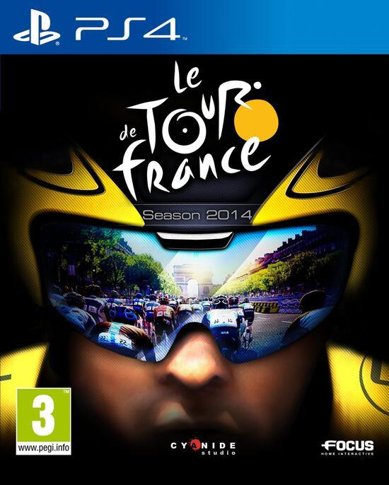 LE TOUR DE FRANCE Season 2014
