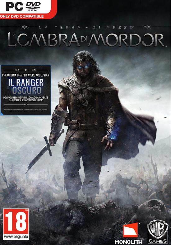 La Terra di Mezzo: L'Ombra di Mordor DayOne Edition