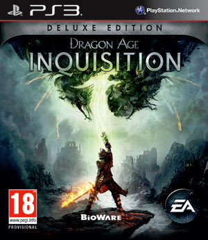 Dragon Age: Inquisition Deluxe Edition Esclusiva GameStop