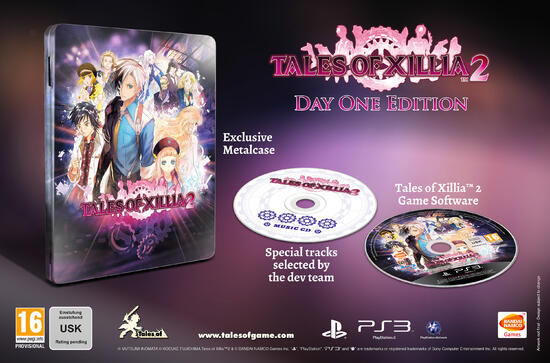 Tales of Xillia 2 - DayOne Edition