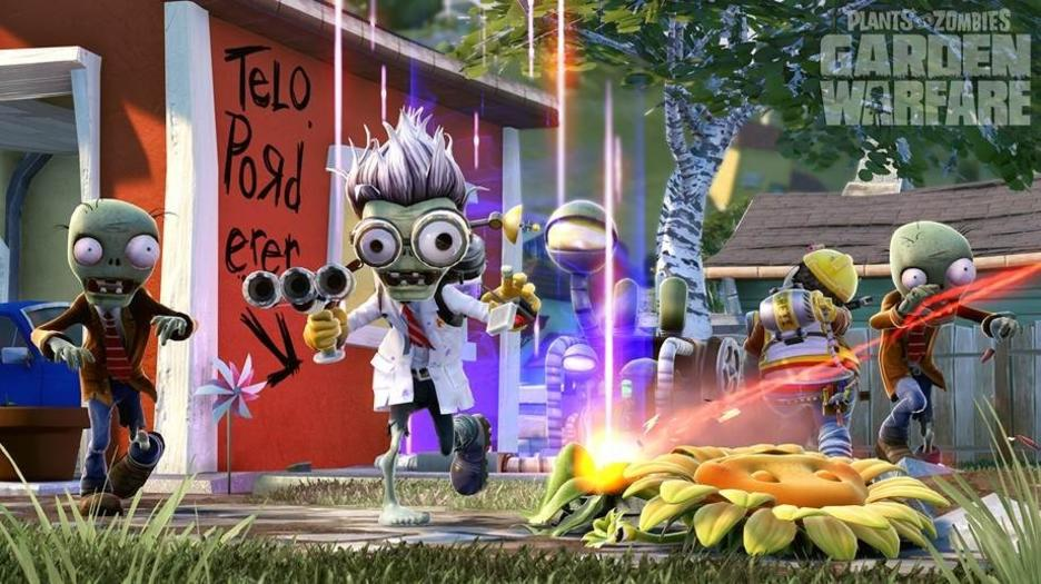 Plants vs. Zombies: Garden Warfare La battaglia finale all'ultimo cervello