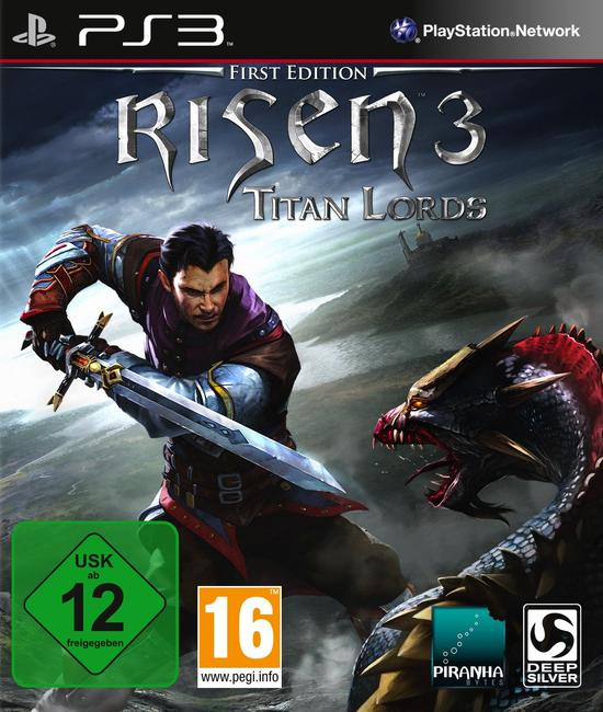 Risen 3 First Edition