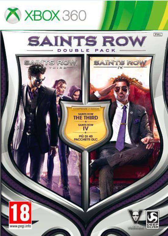 Saints Row Double Pack