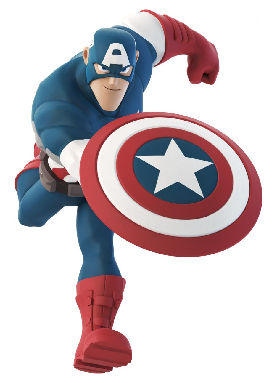 Disney Infinity 2 0 Marvel Super Heroes Captain America