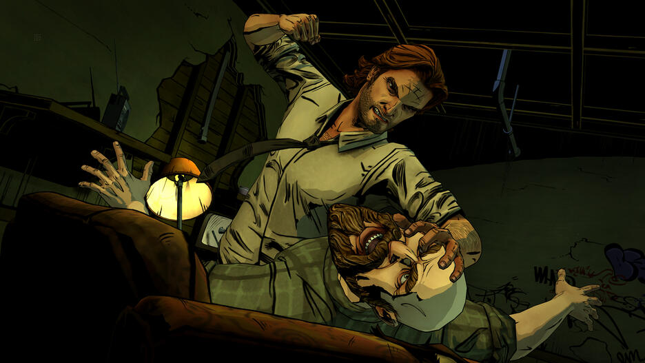The Wolf Among Us: A Telltale Games Series